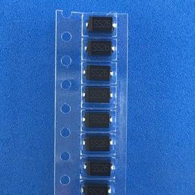 Diodo Ss26 Schottky 60v 2a Smd (20 Unidades)