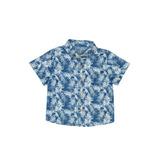 Camisa Full Print Dfb Denim Dijon