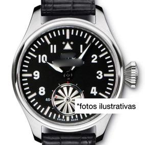 386ac568498 Relogio Laco Piloto Luftwaffe - Relógios no Mercado Livre Brasil