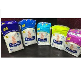 Pañales Ecologico Desechables Taymbb Talla Rn 2-4 Kg P3-6kg