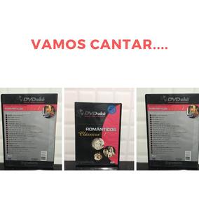 Dvd Okê Românticos Grandes Hits Internacionais Gradiente
