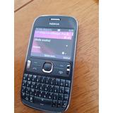 Celular Nokia Asha 302 - Usado - Excelente Estado