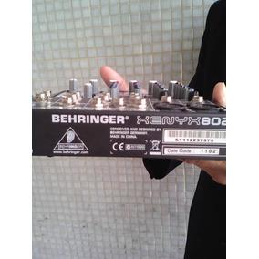 Mini Consola Bheringer Xenix 802