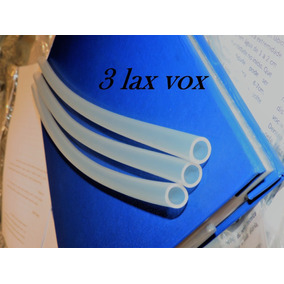 Tubo De Ressonância Compatível Com Lax Vox- 3 Unidades