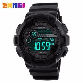 Reloj Skmei 1243 Sport Profesional Moda Casual + Caja