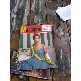 Revista Manchete Nº 167 - O Ceará Deu Miss Brasil
