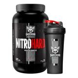 Whey Nitro Hard 900gr Integralmedica Gratis Coqueteleira
