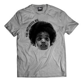 122183616b67a Camiseta Rook Importada Notorious Big Rap Biggie 2pac - Camisetas ...