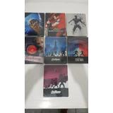 Steelbook Blu Ray Marvel Lote
