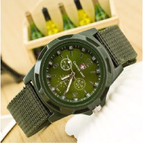 c3eab50cf6a Lindo Relogio Militar Exercito - Relógios De Pulso no Mercado Livre ...