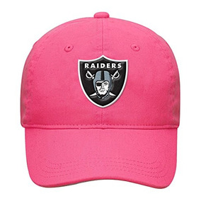 Nfl Oakland Raiders De Niñas 46 X Slouch Sombrero Ajustable c695f42ace5