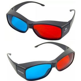 07b07840a4ed0 Óculos 3d Anaglifo Red Cyan - Óculos 3D no Mercado Livre Brasil