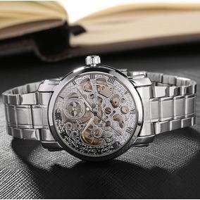 5423a54eea61 Reloj A.d.m Hombre - Reloj para Hombre Skeleton en Mercado Libre México