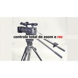 Controlador De Zoom E Rec Para Grua E Cameras