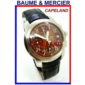 Baume & Mercier Capeland Crono Automático Brown Mv045216
