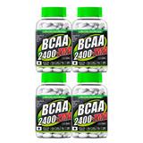 Combo 4 Bcaa 2400 + Zma 120 Tabs - Lauton Nutrition
