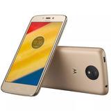 Celular Liberado Motorola Moto C Plus Gold Xt1725