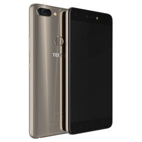 Celular Libre Tecno Phantom 8 Dorado 20mp 6gb Ram 10x Zoom