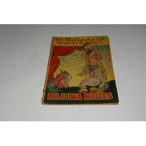 Edição Maravilhosa Nº 9 - As Mil E Uma Noites - 03/1949