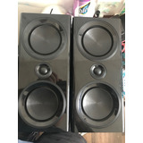 Parlantes Phillips Mod Dmt3170 6ohm Woox Powerfull Bass