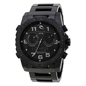 b8ee556081b Relogio Rip Curl Shipstern Tidemaster2 Sss Black Ats - Relógios no ...