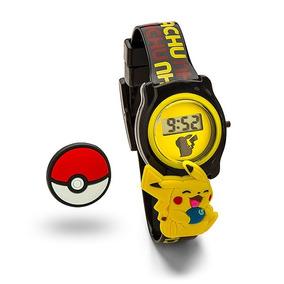 Reloj Pikachu - Relojes en Mercado Libre México dfd8aa3b7439
