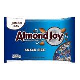 Almond Joy Chocolates Coco Snack Bolsa 20 Onzas