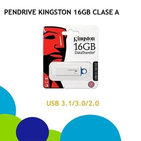 Pendrive Kingston G4 16gb Usb 3.1/3.0/2.0