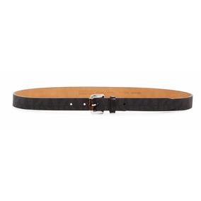 Cinturón Michael Kors Para Dama Negro M Y Xl 551745b