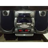 Equipo Audiovox Para 5 Cd Dvd Am Fm Auxiliar Y Pasacassette