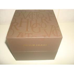 Caixa Original P/ Relógio Victor Hugo - Promoção!!!