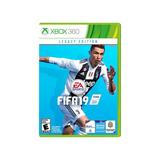 Fifa 19 Xbox 360 Juego Completamente Original