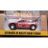 Auto Dakar Citroen Zx Rallye Raid -mitsubish