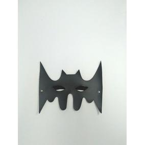 Máscara Morcego Preta