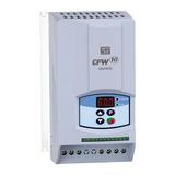Inversor De Frequência Weg Cfw10 5cv 220v Trif.