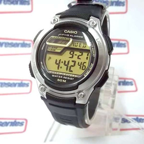 62596c6262c Relogio Casio Illuminator 5 Alarms Word Time - Relógios no Mercado ...