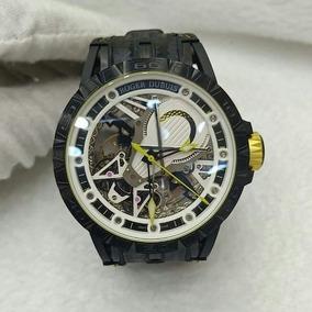 57bf080a735 Relogio Roger Dubuis Excalibur Brasil - Relógios no Mercado Livre Brasil