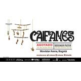 Boletas Caifanes Junio 16 - Piso 2 - Bloque 211