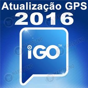 Atualização Gps Igo Primo Bra/arg/urug/parag