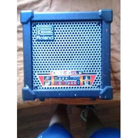 Amplificador Roland Cube 15 Xl Color Negro