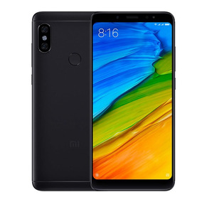 Celular Xiaomi Redmi Note 5 64gb Ds Negro