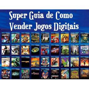 Guia De Como Vender Jogos Em Mídias Digitais Ps4