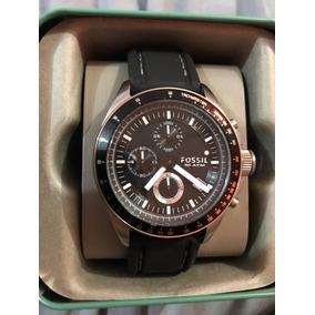 e046e71c75dd Reloj Fossil Fs4636 Acero Plata Cronografo Envio Gratis! - Joyas y ...