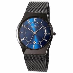 Relógio Dinamarques Skagen Em Titanium - Relógios De Pulso no ... 11c245126e