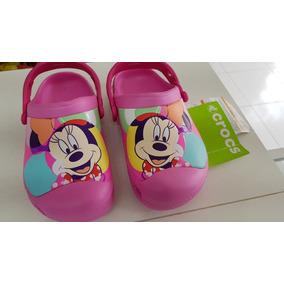 Crocs Minnie Creative Party Pink N30/31