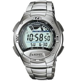 d2a562391aa Relógio Masculino Digital Casio W 753d 1avdf Prata - Relógios De ...