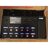 Line 6 Helix Guitar Multi-efectos Pedal Procesador De Piso
