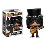 Funko Pop Rocks Guns And Roses Slash #51