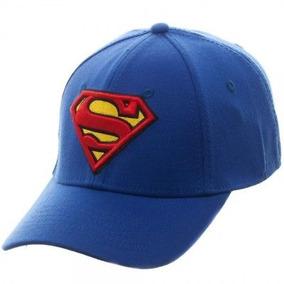 1b96d5894cdb8 Gorra De Béisbol Dc Comics Superman Royal Flex Para Hombre