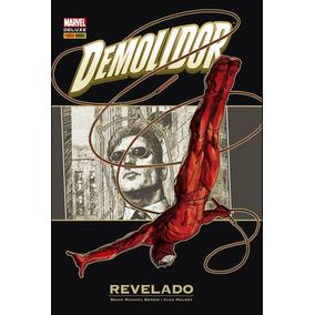 Hq - Demolidor - Revelado - Volume 1 - Capa Dura